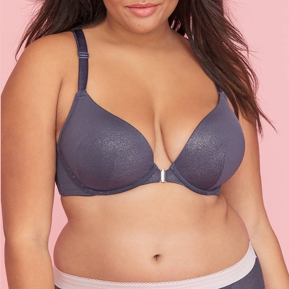 Cacique Other - Cacique Front Close Boost Plunge Bra